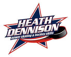 Heath Dennison Power Skating